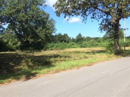 Home Site 2.5 Acres No Restrict : New Hebron : Lawrence County : Mississippi