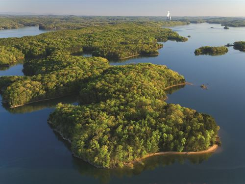 10 Acre Lake Lot : Seneca : Oconee County : South Carolina