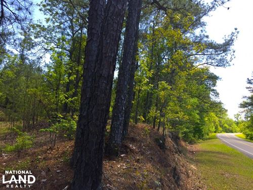 Mt, Pisgah Road Homesite : Kershaw : South Carolina