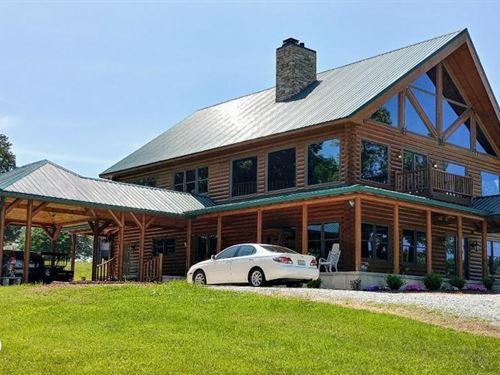 62 Acre Recreational Estate : Roxboro : Person County : North Carolina