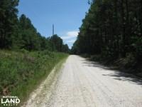 Gum Springs Road Homesite : Winnsboro : Fairfield County : South Carolina