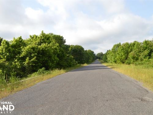 Deantown Road Recreation And Farm : Looxahoma : Tate County : Mississippi