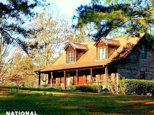 Pinelake Cottage Residential, Hunti : Holly Springs : Marshall County : Mississippi