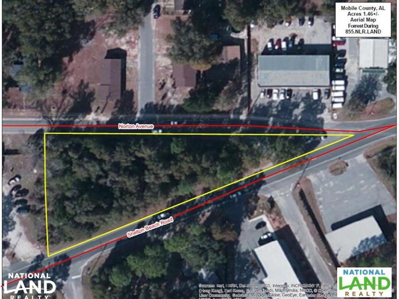 Shelton Beach Road Investment Trac : Saraland : Mobile County : Alabama