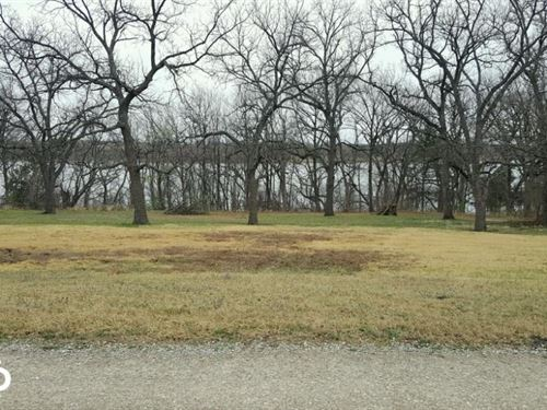 Pomona Lake Lot : Overbrook : Osage County : Kansas