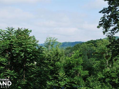 Mountain Recreational Homesite : Landrum : Greenville County : South Carolina