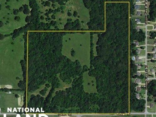 College Road Development Property : Southaven : Desoto County : Mississippi