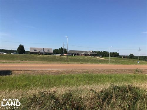 Hwy. 8 And I-55 Commercial Opportun : Grenada : Mississippi
