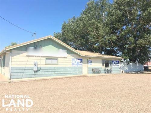 Commercial Real Estate Auction - La : Lamar : Prowers County : Colorado