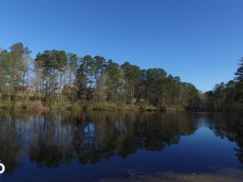 Old Stage Road Recreation Retreat : Edgefield : South Carolina