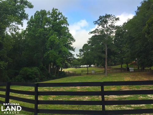 Camden Equestrian Opportunity : Camden : Kershaw County : South Carolina