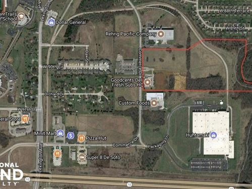 Kill Creek Industrial/Commercial Tr : De Soto : Johnson County : Kansas