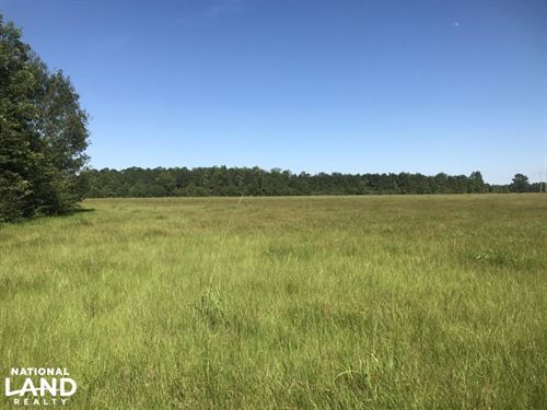 Flat Field Ranch And Farm : Atmore : Escambia County : Alabama