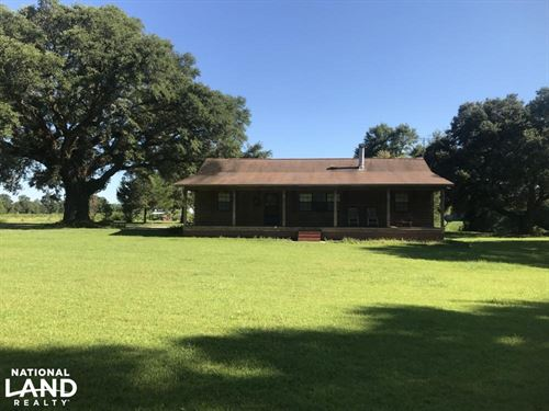 Beautiful Home And Pasture : Atmore : Escambia County : Alabama