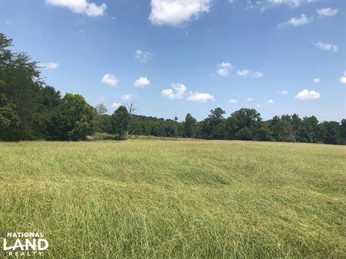 151 Tate County Pastureland And Est : Senatobia : Tate County : Mississippi