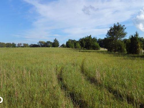 Felder Road Acreage : Hope Hull : Montgomery County : Alabama
