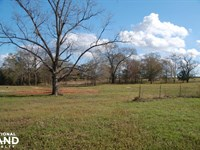 107 Acre Farm And Recreation Proper : Ellaville : Schley County : Georgia