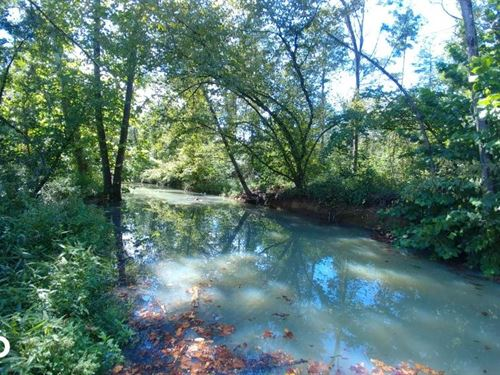 103 Acres Completely Surrounded : Chickalah : Yell County : Arkansas