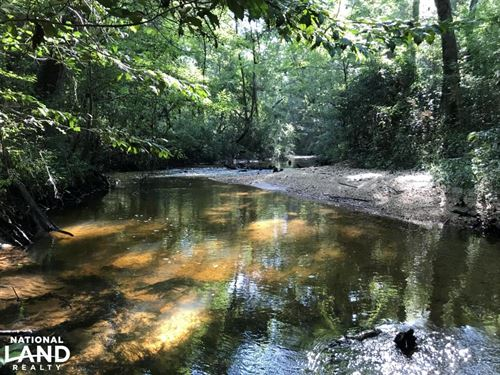 The Choctaw Creek Gosport Tract : Gosport : Clarke County : Alabama