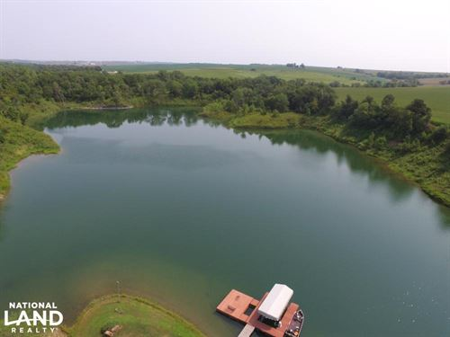 Montgomery County Lake Property : Grant : Montgomery County : Iowa
