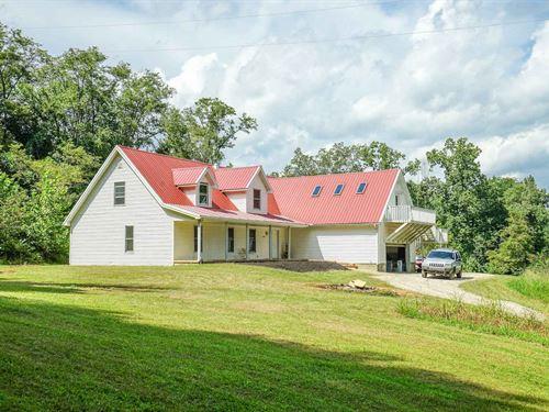 Yaple Rd - 131 Acres : Kingston : Ross County : Ohio