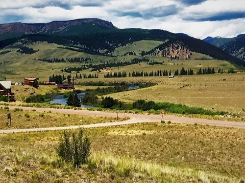 Carnan Estates, Lot : Creede : Mineral County : Colorado