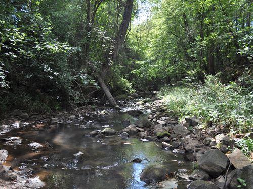 Taylor Tract : Monticello : Jasper County : Georgia
