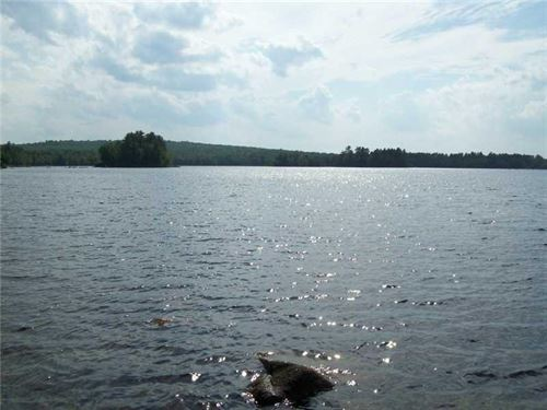 Great Moose Waterfront Parcel : Hartland : Somerset County : Maine