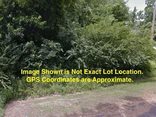 1.62 Acres - Prescott, Ar 71857 : Prescott : Nevada County : Arkansas
