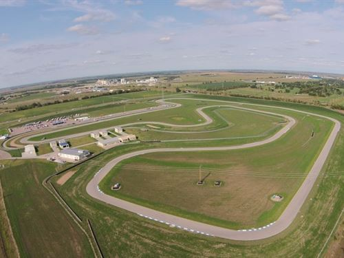 Motorsport Park Hastings : Hastings : Adams County : Nebraska