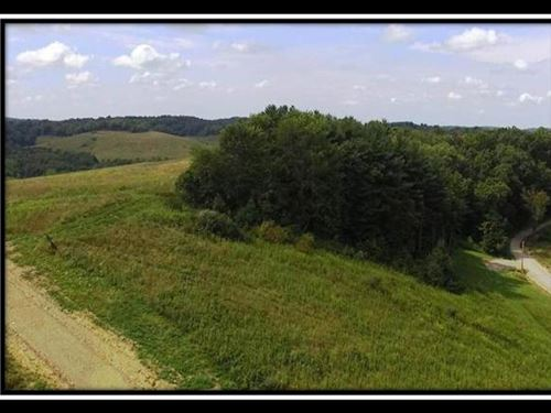 14 Acres With Great Views : Kimbolton : Guernsey County : Ohio