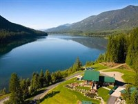 Wilderness Estate On Bull Lake : Troy : Lincoln County : Montana