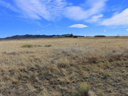 Shining Mountain Estates Lot 2 : Westcliffe : Custer County : Colorado