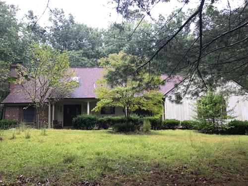 4 Br 3 Ba Home, 3 Lots, Pp : Crossville : Cumberland County : Tennessee
