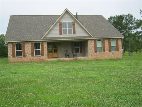 3044 Lin Frank Line Rd. S.E : Smithdale : Franklin County : Mississippi