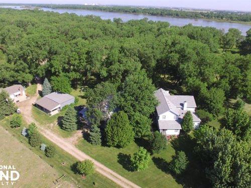 Platte River Getaway Acreage : Bellwood : Butler County : Nebraska