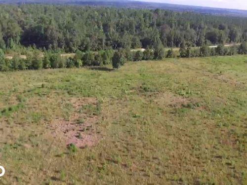 Lugoff Hwy 34 Homesite : Lugoff : Kershaw County : South Carolina