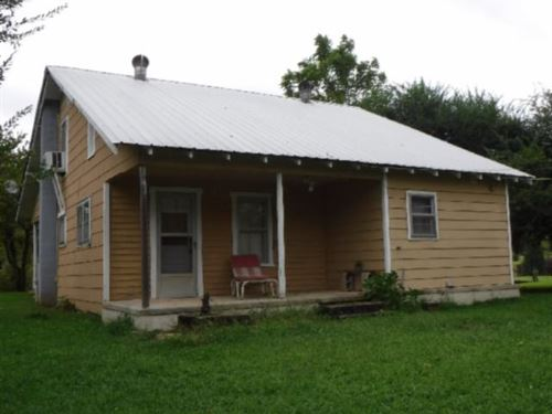37 Ac On The Obey River W/ Home : Jamestown : Fentress County : Tennessee