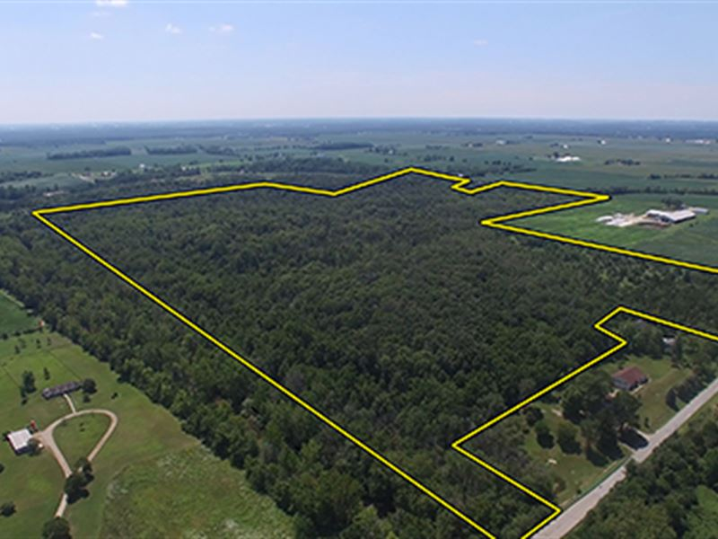 Ohio Land Auction : Lewisburg : Preble County : Ohio