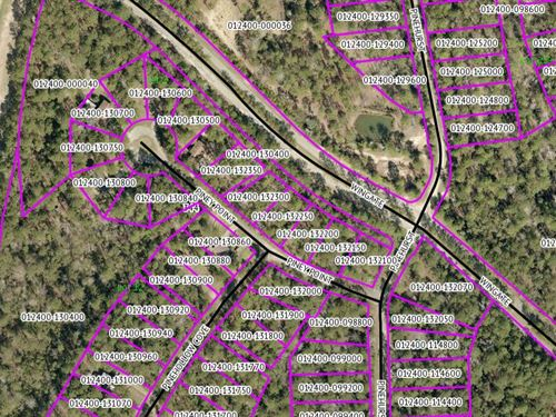 .35 Acres In Brookeland, tx : Brookeland : Jasper County : Texas