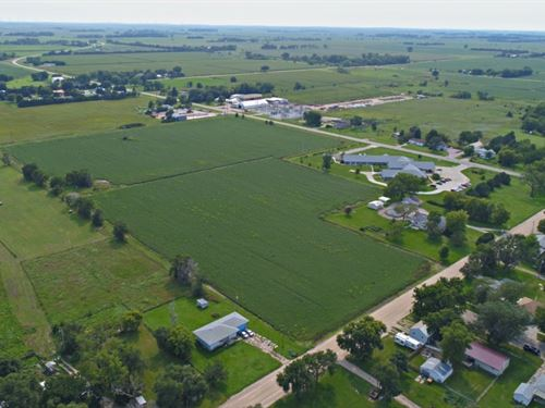 Ainsworth Irrigated Farm Or Develop : Ainsworth : Brown County : Nebraska