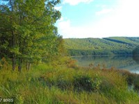 Lot On Lake Ferndale : Springfield : Hampshire County : West Virginia