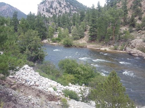 8097527 - Corner Lot In Chateau Cha : Nathrop : Chaffee County : Colorado