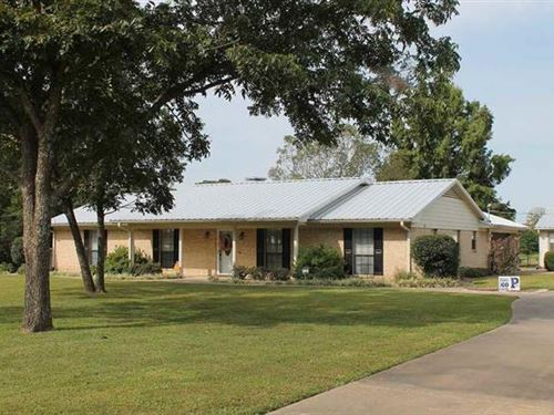 Home With Land : Sumner : Lamar County : Texas
