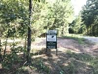 Rural Building Site : Maxeys : Oglethorpe County : Georgia