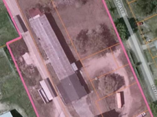 Commercial Lot Franklinton, La : Franklinton : Washington Parish : Louisiana