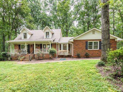 Brick Georgia Home : Jasper : Pickens County : Georgia