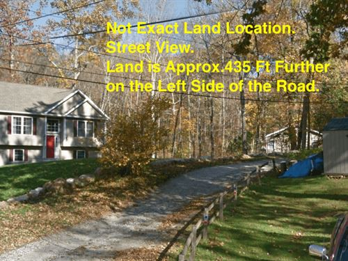 .52 Acres - New Fairfield, Ct 06812 : New Fairfield : Fairfield County : Connecticut