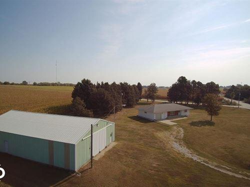 Nebraska City Homestead And Farm : Nebraska City : Otoe County : Nebraska