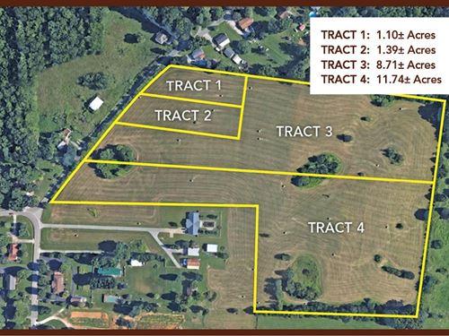 Warren County Land Auction : Bowling Green : Warren County : Kentucky